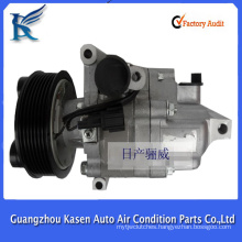 Panasonic auto ac bus air condition compressor parts DKCH17C